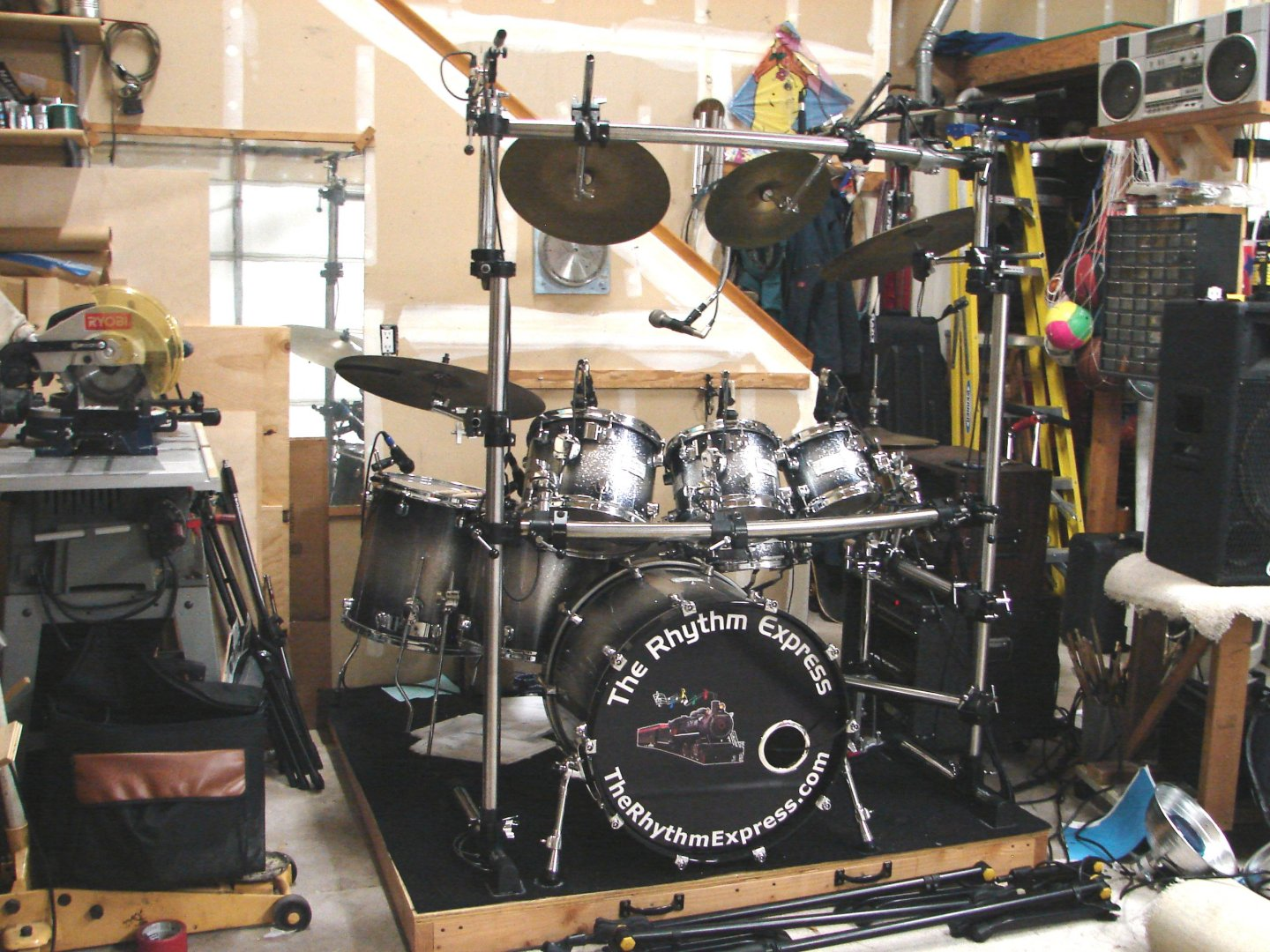 Looking For A Drum Rack Drummerworld Official Discussion